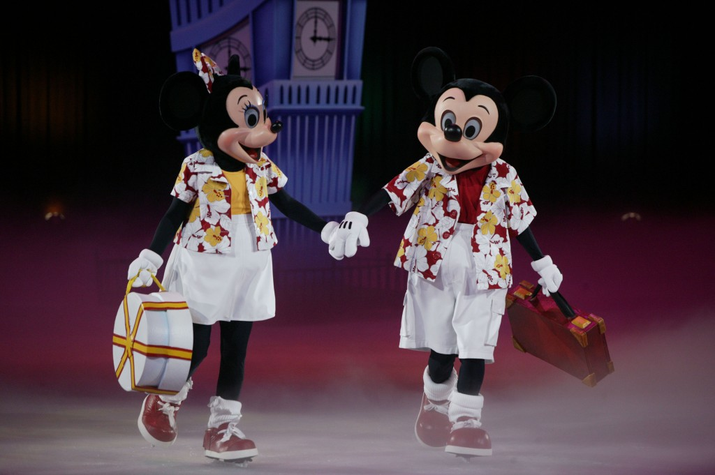 Disney on Ice Mickey & Minnie