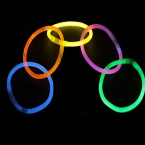 Glowsticks 300x300 Glow Sticks $8.99 for 100! *Use on Halloween*