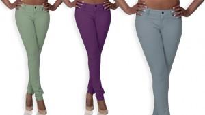 Hey Jeans Melton Denim Jeans for Ladies
