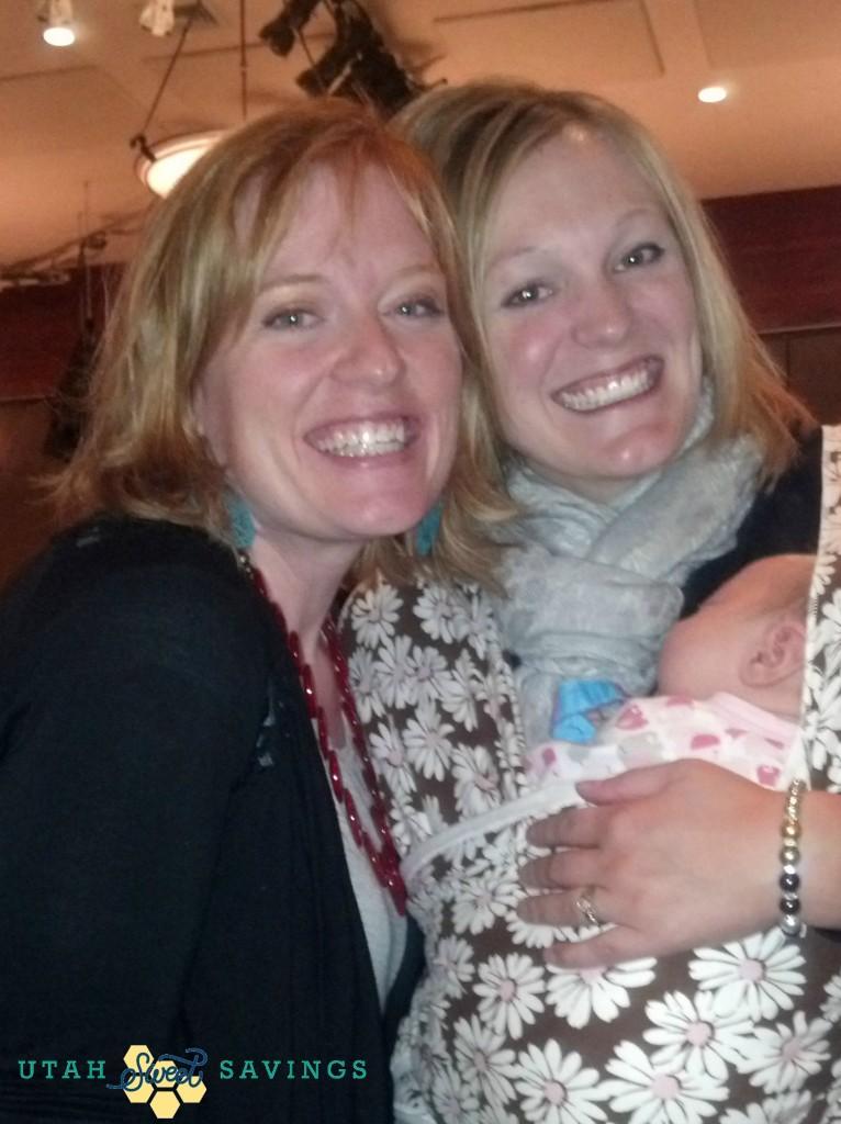 Jill and Becky Gardner Village