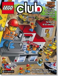 LEGO Club Magazine1 229x300 FREE 2 Year Subscription to LEGO Club Magazine!
