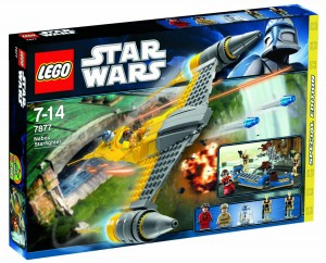 LEGO Star Wars Naboo Starfighter