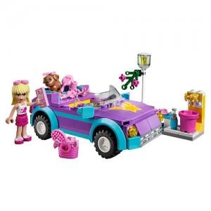 Lego Friends Stephanie's Cool Convertivle
