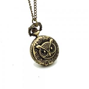 Owl Pocket Watch 300x300 Owl Pocket Watch Necklace $2.47 Shipped Free!