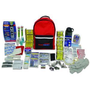 Ready America Grab 'n Go 2-Person Backpack Deluxe Emergency Kit