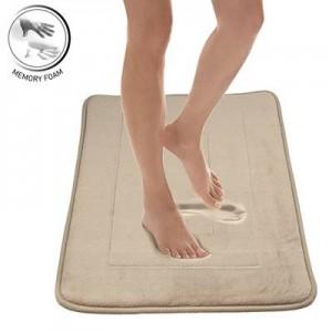 Ultra Soft Memory Foam Bath Mat