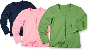 Zorrel Super Soft Long-Sleeved Cardigan for Ladies in 6 Colors