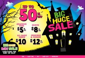 children's place sale