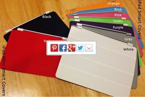 color choices ipad smartcovers