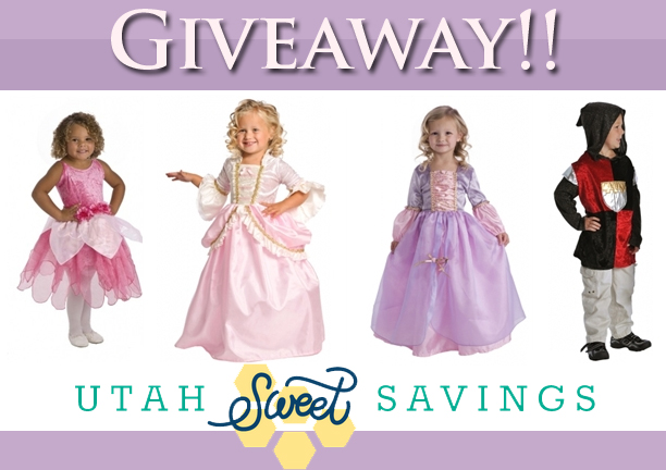 costume giveaway1 Giveaway! Halloween Costume of Your Choice from Blessings & Baptisms! Plus 20% off Exclusive Coupon!