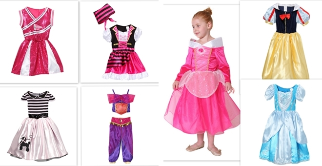 deluxe girls halloween costumes
