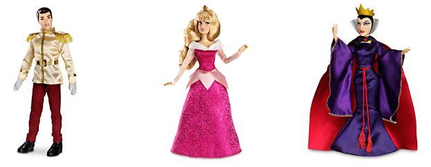 disney classic dolls Classic Disney Dolls for just $8! (Regularly $14.95)