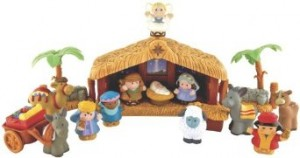 fisher price nativity set 300x158 Fisher Price Deluxe Little People Nativity Set for $28.49 Shipped (Regularly $79.99)!