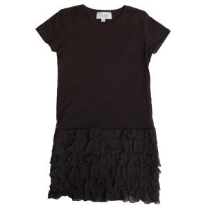 girls little black dress b