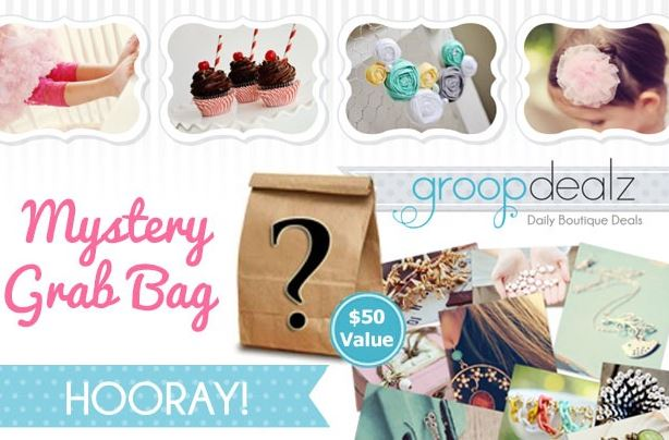 GroopDealz Mystery Grab Bag for $20 Shipped ($50 Value