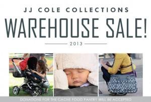 jj cold ware house sale