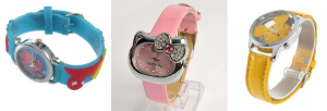 kids watches spiderman hello kitty mickey mouse