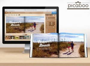 livingsocial picaboo photobook deal 300x221 Custom 11x9 Photo Book for $10 Shipped!!
