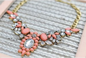 royal luxe statement necklace