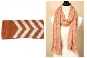 scarf and headwrap