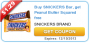 snickers coupon
