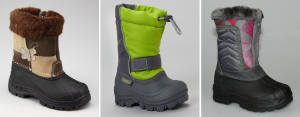 snow boots on zulily