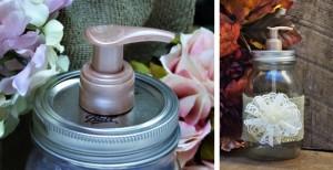 soap pump for mason jars