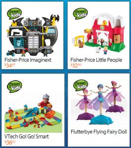walmart top toys