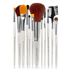 12 piece brush set elf cosmetics