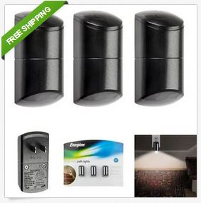 3 pack path lights 3 Pack Energizer LED Path Lights for $11.99 Shipped!
