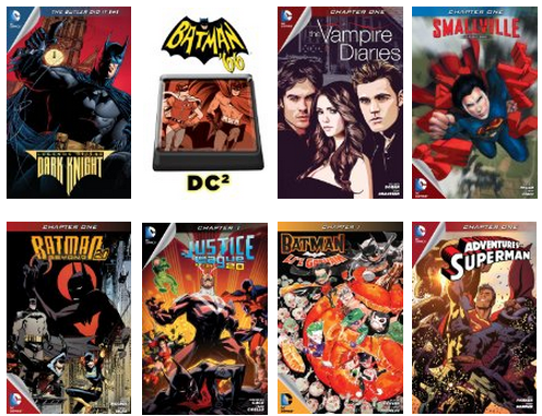 free dc comic books