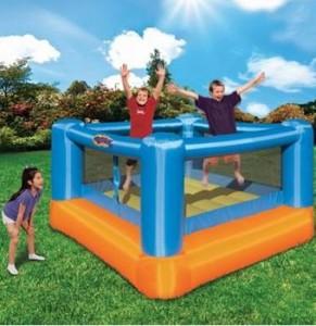 Banzai Inflatable Mega Bouncer