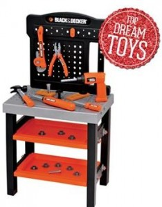 Black & Decker Jr. Play Workbench