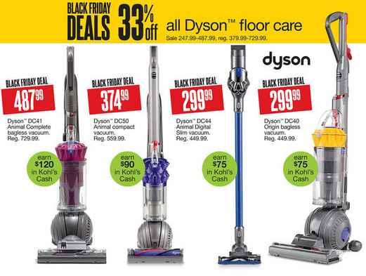 Dyson Deals Kohls