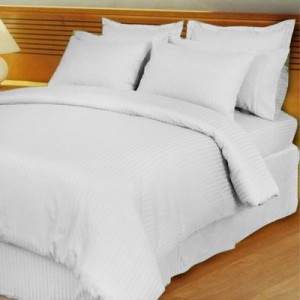 Fine Deluxe Hotel 300 Thread Count 100 Cotton Sateen Sheets