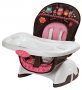 Fisher Price Pink Owl Space Saver High Chair