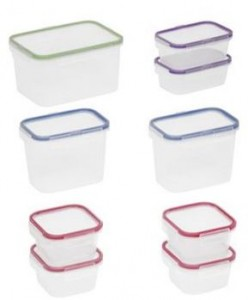 Food Network 18-pc. Storage Container Set