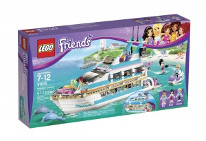 LEGO Friends Dolphin Cruiser 300x205 LEGO Friends Dolphin Cruiser $55.99 or Less