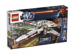 Lego Star Wars x wing starfighter 300x226 LEGO Star Wars X Wing Starfighter $38.79 (Reg $59.99)