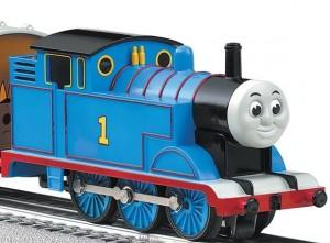 Lionel Trains Thomas & Friends Remote Train Set - O-Gauge