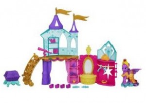 My Little Pony Crystal Princess Palace Playset 300x213 My Little Pony Crystal Princess Palace Playset for $17.99 (Regularly $25.99)