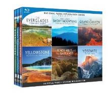 National Parks Exploration Series The Complete Collection National Parks Exploration Series   The Complete Collection (Blu ray) for $16.49 (Regularly $44.98)!