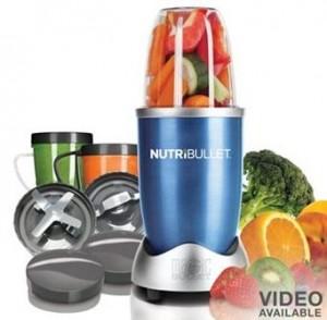 NutriBullet 12-pc. Superfood Nutrition Extractor & Blender Set