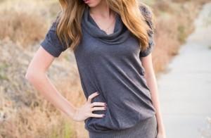 Sarah Tunic Sweater