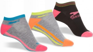 Slazenger No-Show Athletic Socks