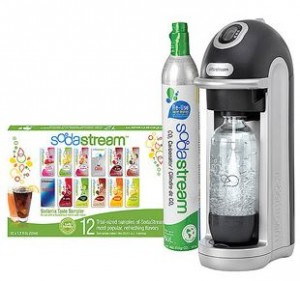 SodaStream Fizz Home Soda Maker Starter Kit