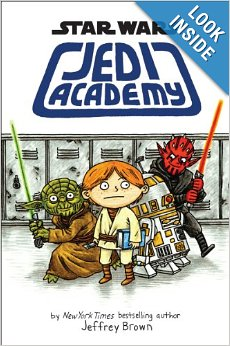Star Wars Jedi Academy Star Wars: Jedi Academy (Hardcover Book) for $5.99 (Reg $12.99)!