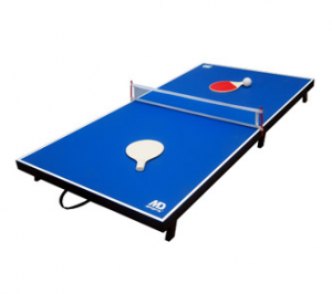 Medal sports 48 foldable table tennis table 19 99 at for Table tennis 99