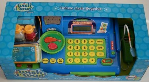 Wish I was Home Deluxe Cash Register