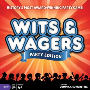 Wits and Wagers Party Game